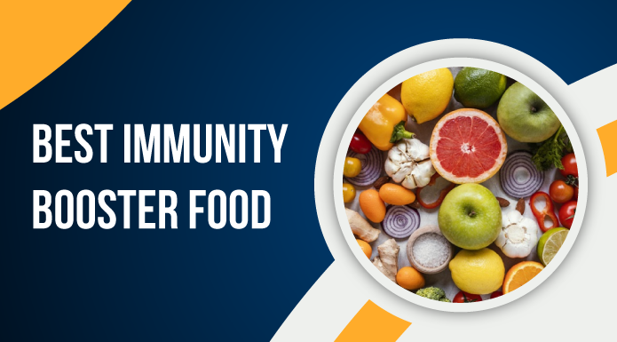 best immunity booster food