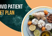 covid patient diet plan